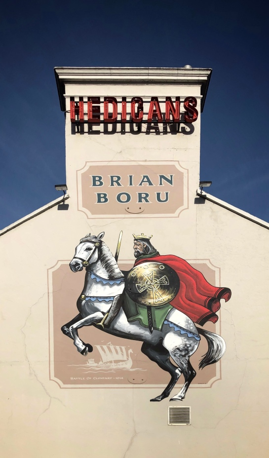 Hedigans: The Brian Boru